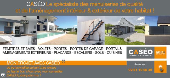CASEO - Menuiserie Pontchateau