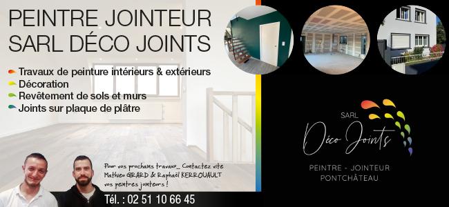 Deco Joints - Peinture Ravalement Pontchateau