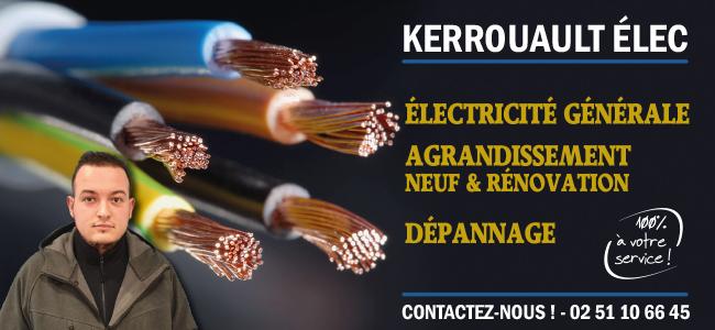 KERROUAULT ELEC - Electricité Générale Pontchateau Savenay Saint Nazaire