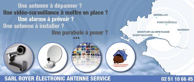 Antenne Parabole Pontchateau Savenay Saint Nazaire