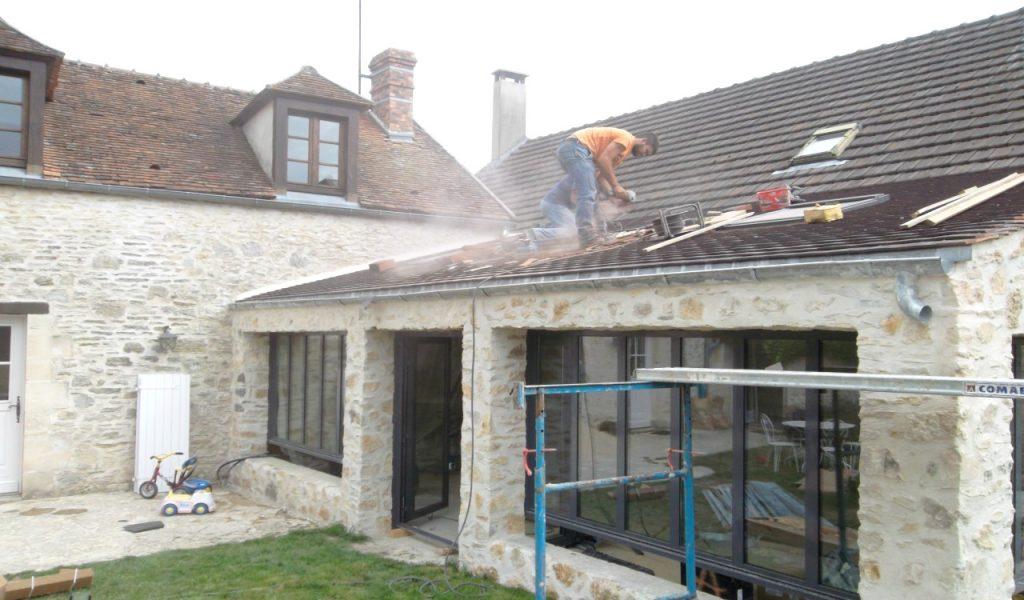 Extension maçonnerie Pontchateau Savenay Saint Nazaire