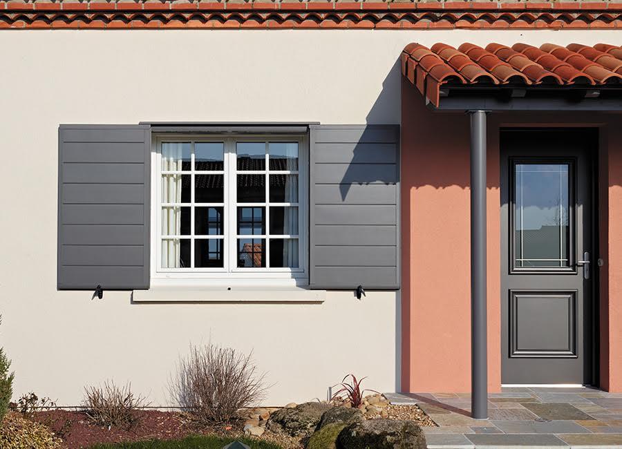 Fourniture et pose de Volets Battants Habitat neuf ou Rénovation à Saint-Nazaire, Pornic, Pontchâteau …